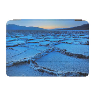 Badwater dusk, Death Valley, California iPad Mini Cover
