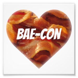 BAE-CON - For Bacon Lovers Everywhere Photo Art