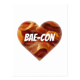 BAE-CON - For Bacon Lovers Everywhere Postcard