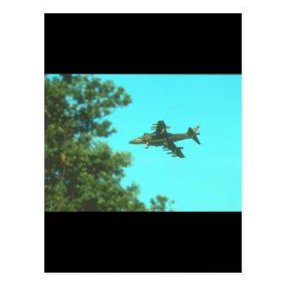 BAe Harrier GR.5A / Royal_Aviation Photograp Postcard