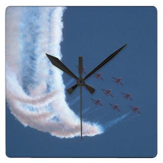 BAe Hawk T.Mk 1A_Aviation Photography Wallclock