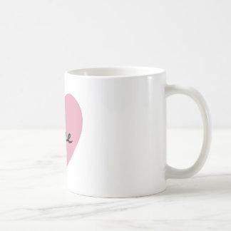 Bae Heart Coffee Mug