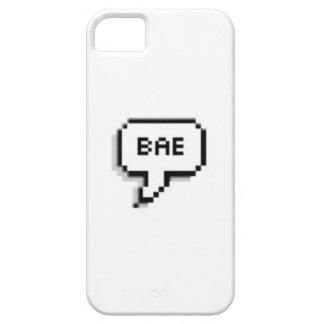 """""""Bae"""" Speech bubble case"""