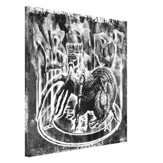Bael Wrapped Canvas