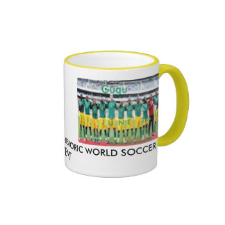Bafana Bafana Jug Mugs
