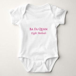 Bafaquan - Magenta Baby Bodysuit