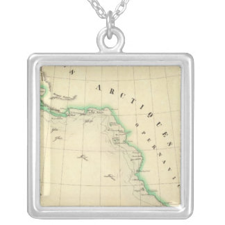 Baffin Bay Silver Plated Necklace