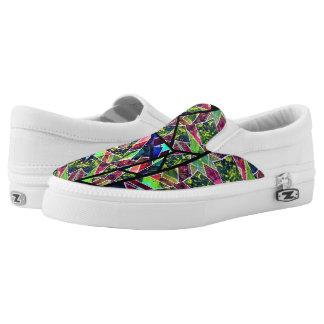 Baffling Five Slip-On Shoes