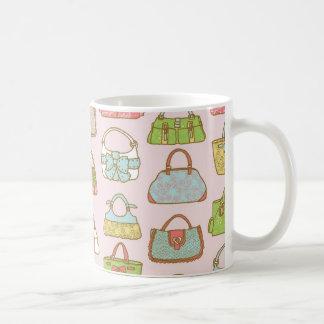Bag-a-Holic (Pink) Coffee Mug