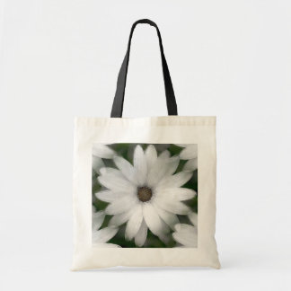 Bag - African Daisy in White