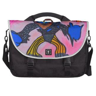 bag alien friendly birthday gift soldier pink love commuter bags