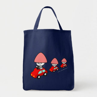 Bag - Car with small cars