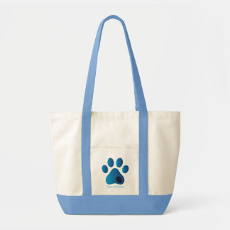 Bag - Carolina Blue ParrotSleds TarPaw