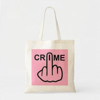 Bag Crime Is Criminal