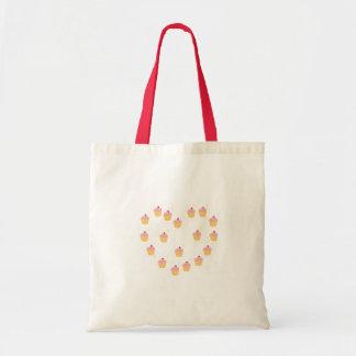 Bag Cupcakes Heart