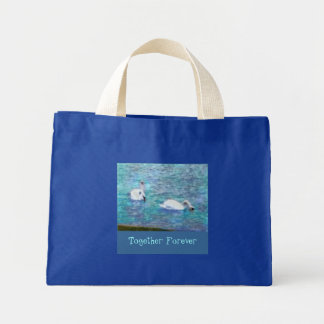 Bag for shopping or books.