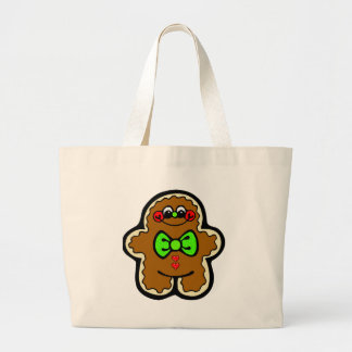 Bag - Gingerbread Man