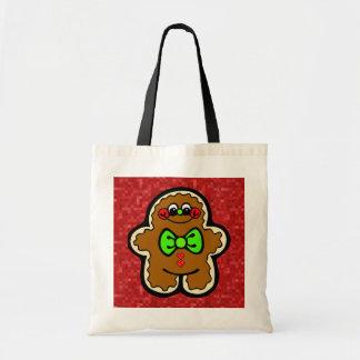 Bag - Gingerbread Man