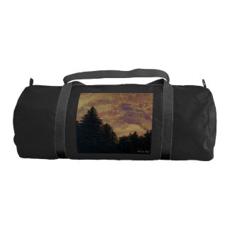 "Bag ""Golden Sunset Pines""  by All Joy Art"