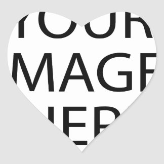bag heart sticker