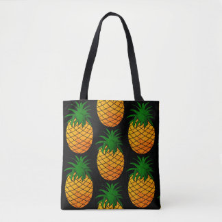 Bag hold-all very printed Pineapple