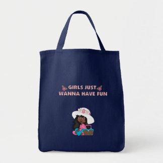 Bag Kid's Girls Have Fun Girl Tote Bag