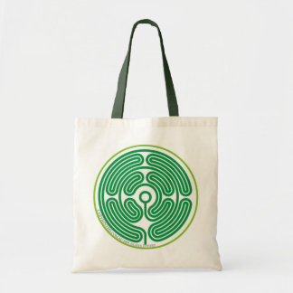 bag labyrinth echo 11 green rounded