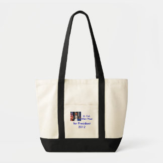 Bag, Lt. Col. Allen West for President 2012 Tote Bag