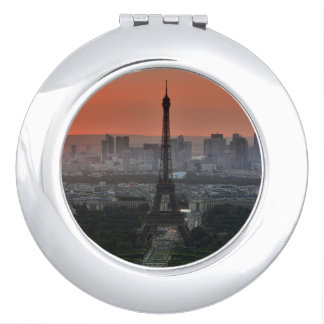 Bag mirror approximately Eiffel Tower Compact Mirror