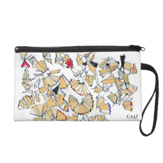 Bag of Creativity Wristlet