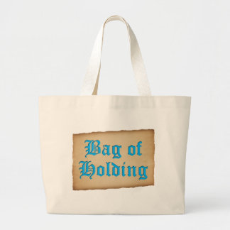 Bag of Holding (Old English, Parchment)