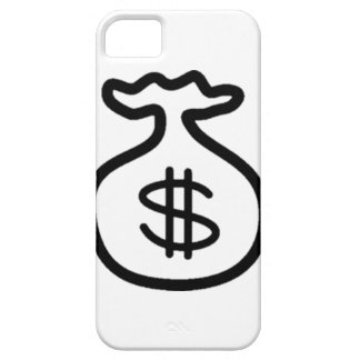 Bag of Money Case For The iPhone 5