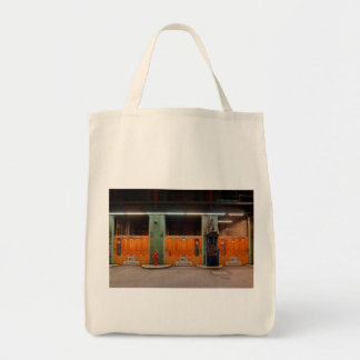 Bag of old Elbe tunnels