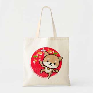 Bag - Puppy - Japanese Red
