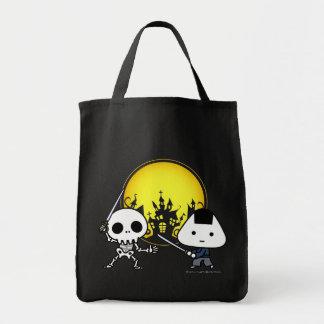 Bag - RiceBall Samurai VS Skeleton