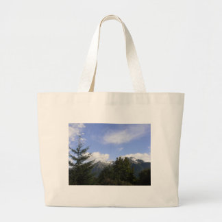 BAG - Snow capped Mountains
