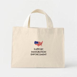BAG, SUPPORT IMMIGRATION ENFORCEMENT