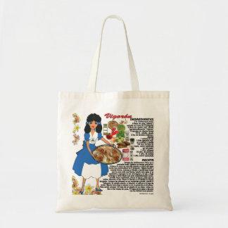 Bag w/recipe-Nicaragua - Vigoron - Spanish
