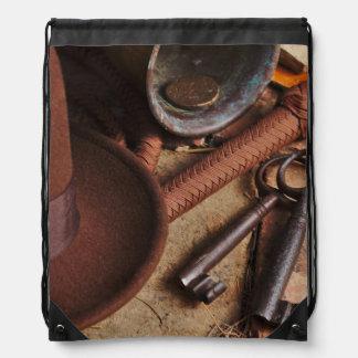 Bag: Where is Indiana? Part 2 Drawstring Bag