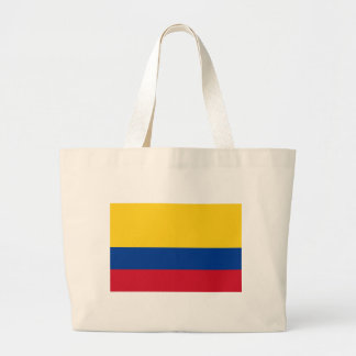 Bag with Flag of Colombia