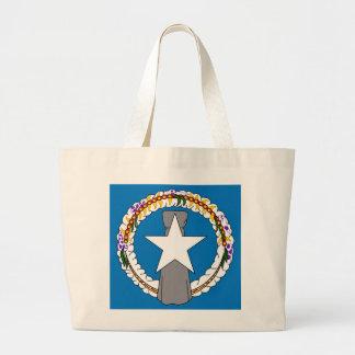 Bag with Flag of Northern Mariana Islands- USA