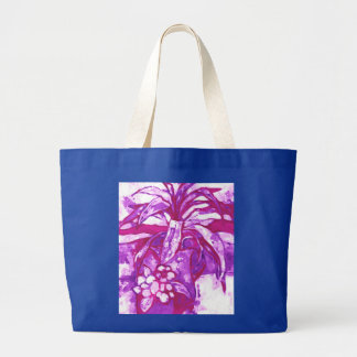 bag with image of plants