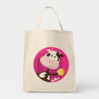 Bag with little Cow with bell