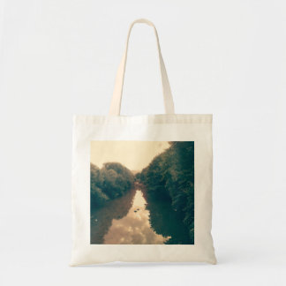 Bag with river photo