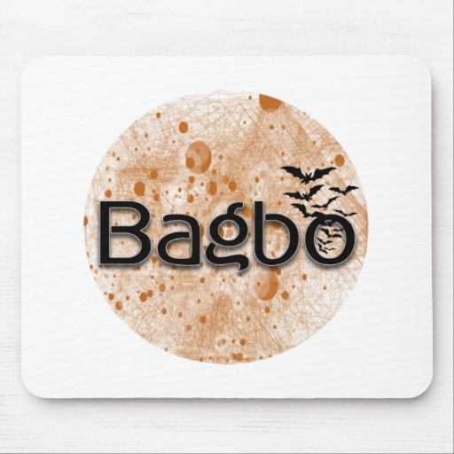 bagbo new brand in the Market Mouse Pad