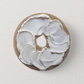 Bagel 6 Cm Round Badge