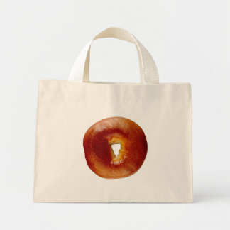 Bagel Mini Tote Bag