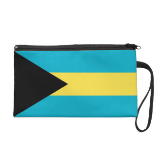 Bagettes Bag with Flag of Bahamas