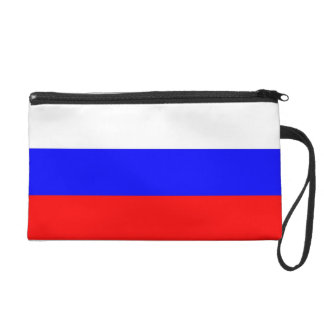 Bagettes Bag with Flag of Russia