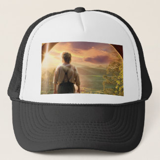 BAGGINS™ Back in Shire Collage Trucker Hat